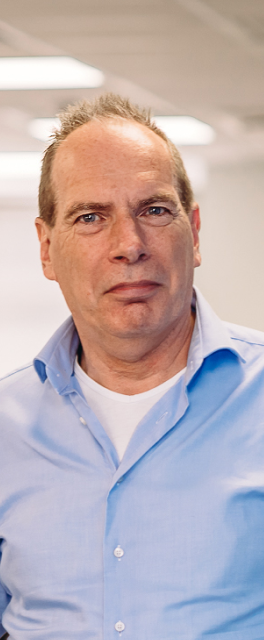Hans Uithol, Epicflow's advisory board member and HYS co-founder