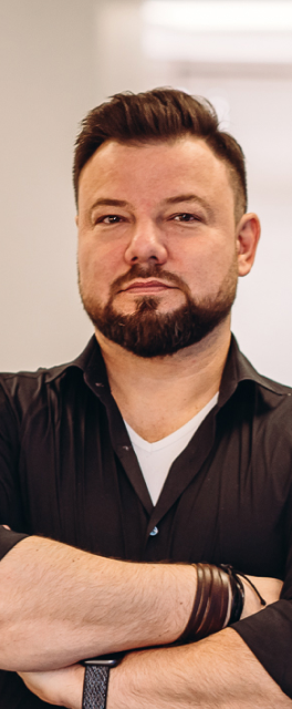 Yuri Warczynski, Epicflow's advisory board member and HYS co-founder