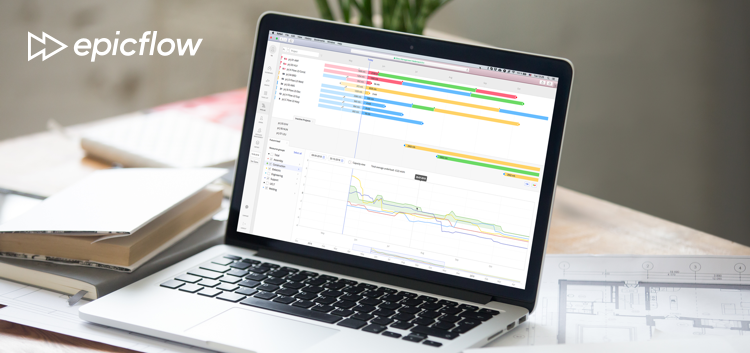 Epicflow project management software