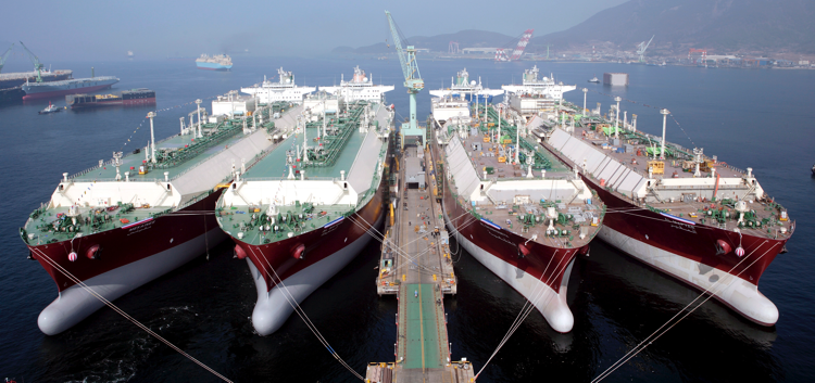 Leading Management Principles of the Top World's Shipbuilders