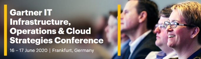 2020 project management conference organized by Gartner